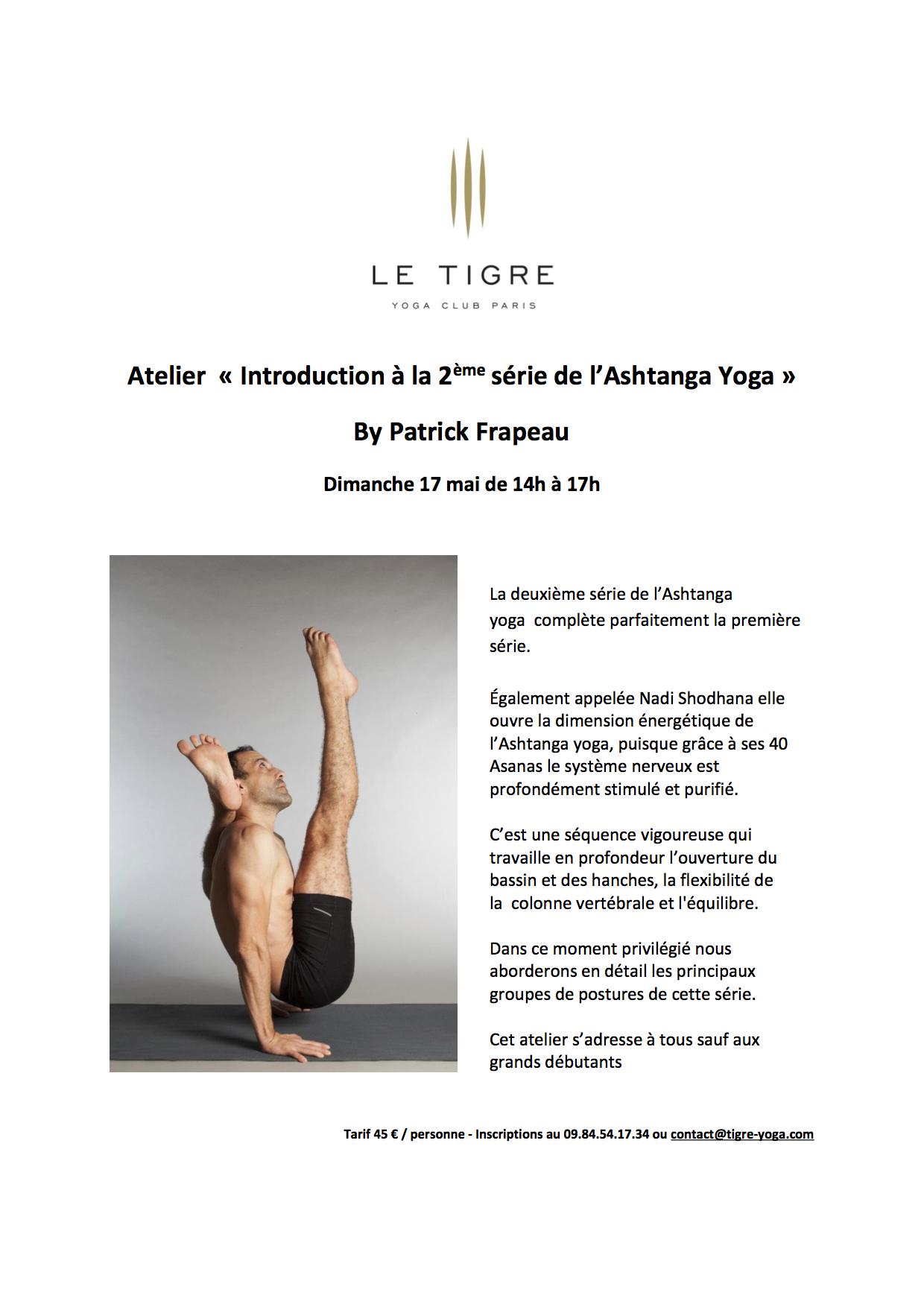 ashtanga yoga patrick frapeau