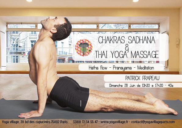 yoga flow chakras patrick frapeau