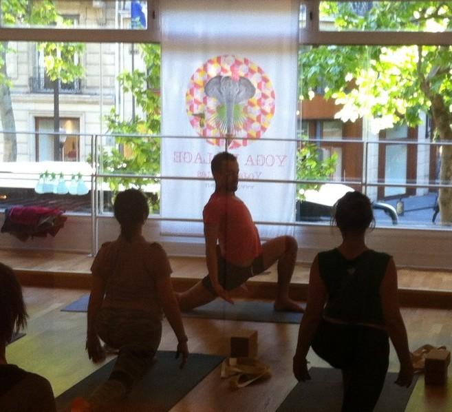 Bienfaits du Yoga Vinyasa